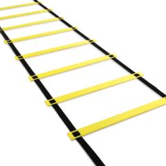 Treniraj.si vnastavljiva vadbena agility lestev 6 m