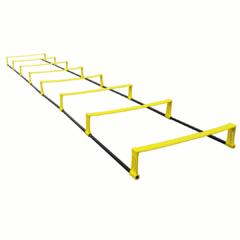 Treniraj.si nastavljiva dvignjena vadbena agility lestev 6 m