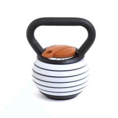 Treniraj.si nastavljivi kettlebell 18 kg